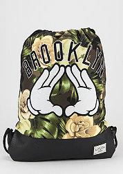 C&S WL Gymsack Hello Brooklyn black