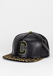C&S GLD Cap Cee Paisace black/gold