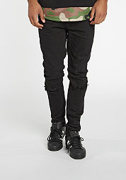 Jeans Tight Rip black