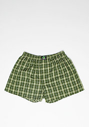 Boxershort Plaid green