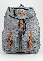 Rucksack Shoreditch light grey/brown