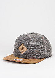 Spotted Wool Pique grey