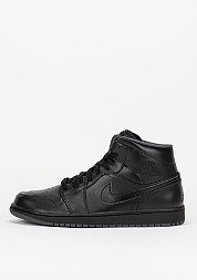 Air Jordan 1 Mid black/black/dark grey