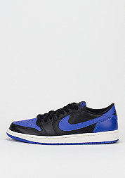 Basketballschuh Air Jordan 1 Retro Low black/v.royal