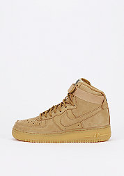 Schuh Air Force 1 Hi LV8 flax/outdoor green