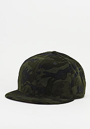 Camo Snap dark green