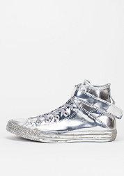 CTAS Brea Mono Leather Hi silver/silver