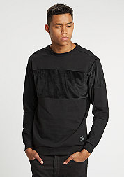 Sweatshirt Hybrid black