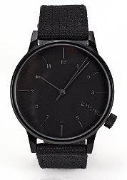 Uhr Winston Heritage duotone black