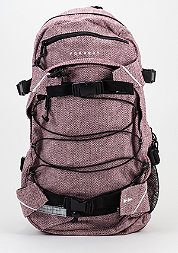 Rucksack New Louis flannel burgundy