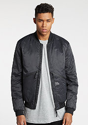 Jas Midnight Bomber midnight black
