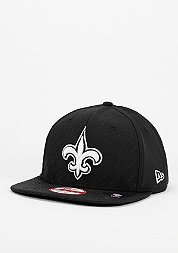 Snapback-Cap Neoprene NFL New Orleans Saints black