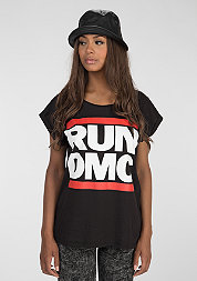 T-Shirt Run DMC Logo black