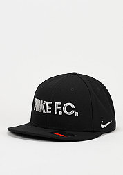 Snapback-Cap F.C. True black/white/black
