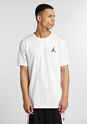 T-Shirt Core Long white/black