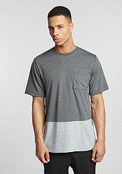 T-Shirt Dri-Fit Pocket charcoal heather/dark grey heather