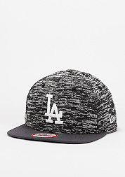 Snapback-Cap Lightweight Knit Tech Pack MLB Los Angeles Dodgers grey