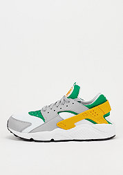 Schoen Air Huarache lcd green/university gold/wolf grey
