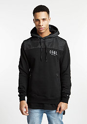 Hooded-Sweatshirt CSBL Long black/white