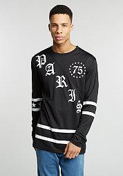Sweatshirt WL Hockey Jersey Paris 75 Mesh black/white