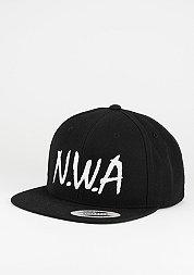 Snapback-Cap N.W.A. black