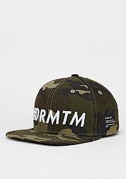 Snapback-Cap # camouflage