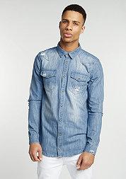 Hemd Shirt Ghust blue