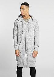 Hooded-Vest Gilsen grey marl
