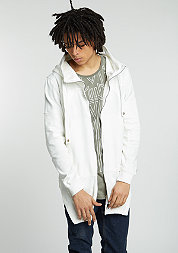 Hooded-Zipper Grayslak offwhite