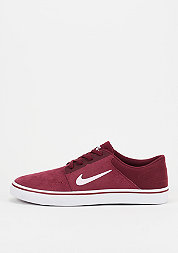 Skateschoen SB Portmore team red/white