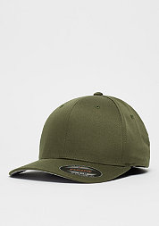 Baseball-Cap Wooly Combed olive