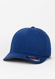 Baseball-Cap Wooly Combed royal