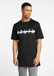 T-Shirt Negative Neoprene black