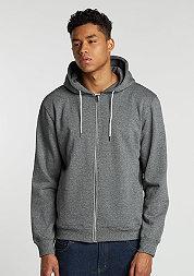Hooded-Zipper Dixon black