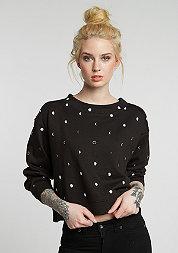 Sweatshirt Expand Moon Dot moon black