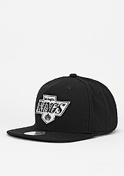 Snapback-Cap Black White NHL Los Angeles Kings black