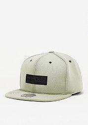 Snapback-Cap Neoprene grey