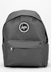 Rugzak Badge graphite grey