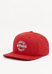 Snapback-Cap Logo red