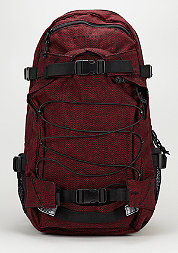 Rucksack New Laptop Louis flannel red