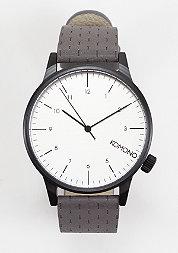 Horloge Winston concrete