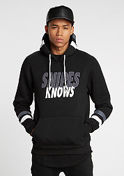 C&S Hoody Snipes Knows black/grey/white
