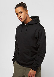 Hooded-Sweatshirt Relaxed black