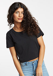 T-Shirt Cropped black