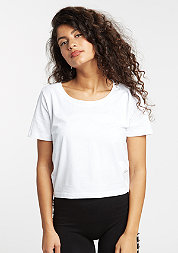 T-Shirt Cropped white