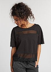 T-Shirt Tech Mesh black/black