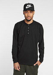 Basic Henley black
