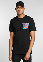 T-Shirt Castro Pocket black
