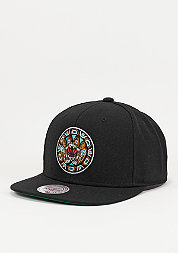 Snapback-Cap Wool Solid NBA Vancouver Grizzlies black