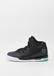 Basketballschuh Flight Tradition black/hyper turquoise/anthracite